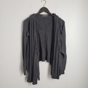 Anthropologie Velvet | Boho Chic Cardigan- M